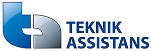 Teknikassistans AB Logotyp